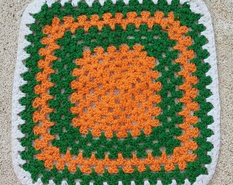 Small doily crochet 70's