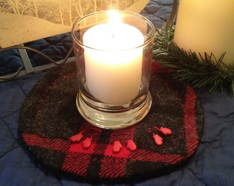 Holiday Candle Pad