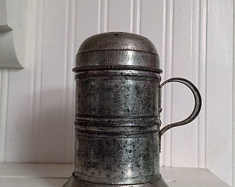 1920s English Flour Sifter
