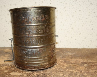 "Brommell""s Flour Sifter"