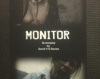 Monitor screenplay