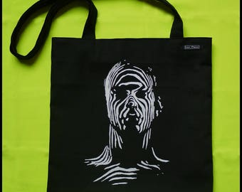 "TOTE BAG ""13 th floor elevators"""