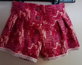 Girls short