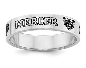 Mercer University Bears Ring