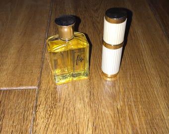 Vintage Fiji - Guy Laroche perfume purse spray refillable - 7.5 ml
