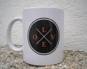MUG-LOVE -Ceramic Mug