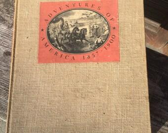 Adventures of America, Vintage Book
