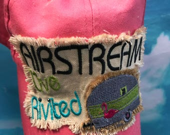 AIRSTREAM Baseball Cap