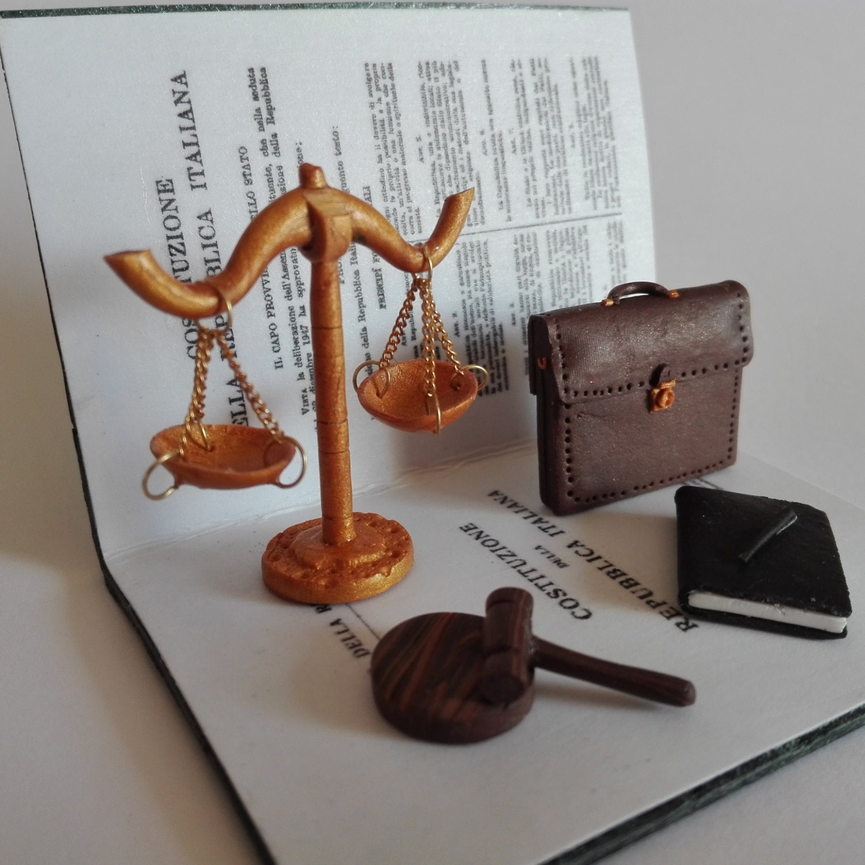 Personalisierte Visitenkarte Fall Rechtsanwalt