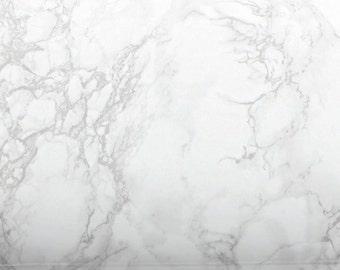 Peel & Stick Backsplash Decorative Granite Contact Paper Self-adhesive Marble Wallpaper [4705-1 : 61cm(2.00 ft) X 200cm(6.56 ft)]