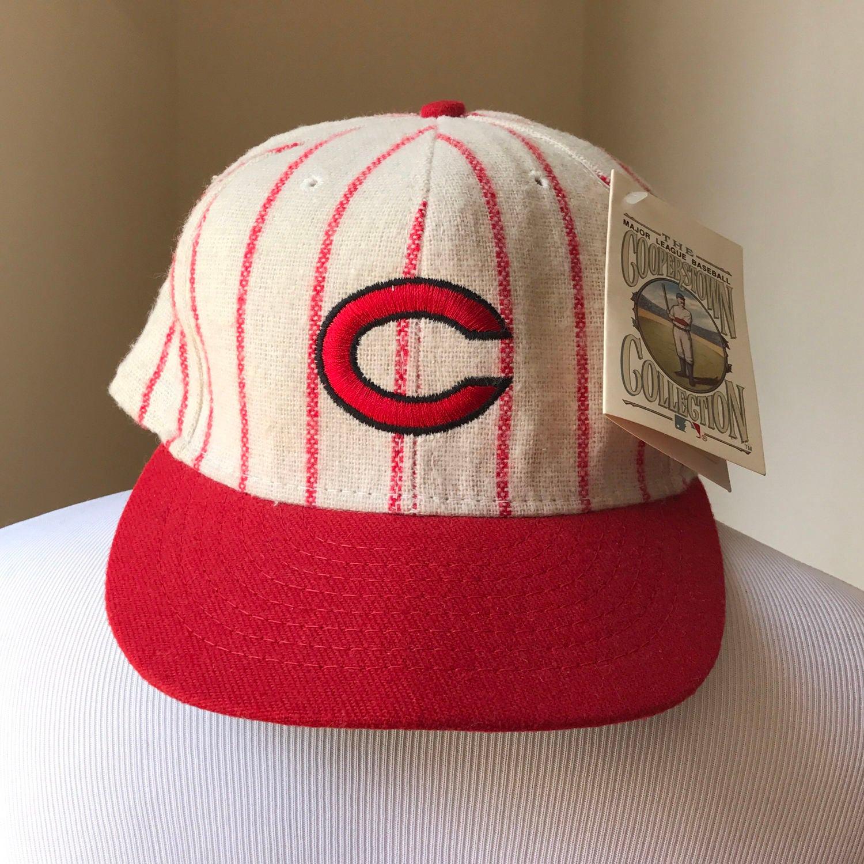 f6e1b6a919d Vintage Cincinnati Reds Hat
