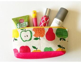Hapoy fruit make up bag!