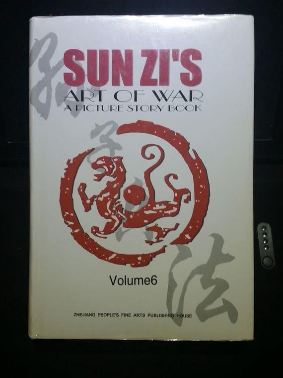 Sun Zi's Art of War v.6 : A Picture Story Book