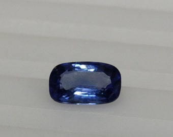 Ceylon Blue Sapphire 1.28 Ct