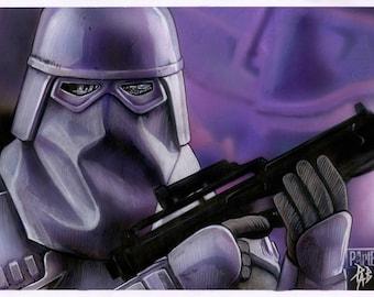 Snow Trooper Echo Base