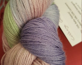 4 Ply Luxurious Baby Alpaca/Silk/Cashmere - Cottage Garden