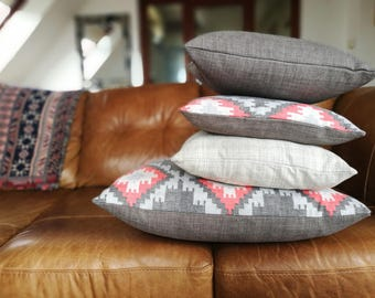 Boho Collection Floor Cushion Limited Edition Boho Vibes Camper Van Living Room Bedroom Perfect Gift Inserts Included Cruelty Free Duck Fill