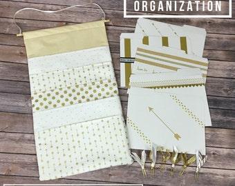 Hanging File Organizer - Custom - File organizer - Details in Description