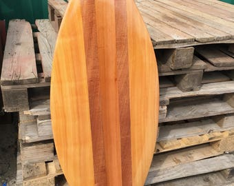 Handmade Wooden surf boards