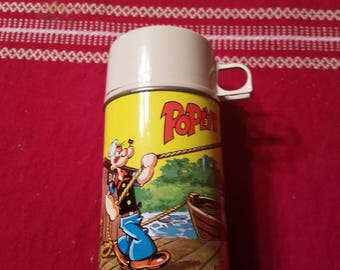 1964 Popeye thermos only