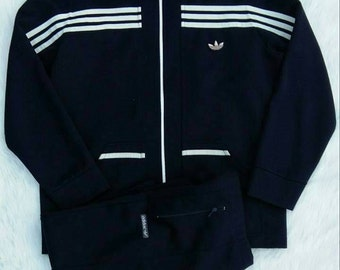 Vintage adidas schawhn tracksuit 1970s