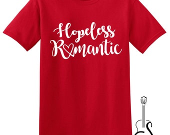 Hopeless Romantic - Girls Tee