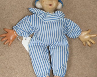 Vintage 1960's Children's Andy Pandy Doll