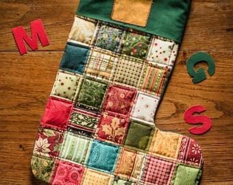 Christmas Stocking E