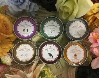 NEW | 4 0Z | SCENTED CANDLE tins!