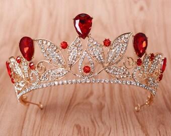 Bridal Crown Sz