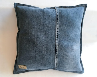Denim pillow JEWRA