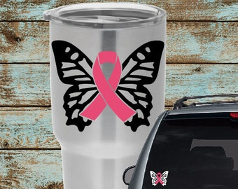 Breast Cancer Jeep Etsy