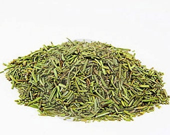 Rosemary Organic /  Greek Dried Rosemary Leaves / Wild Mountain Rosemary / Greek Rosemary
