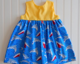 The Valencia Dress - 6-9 months