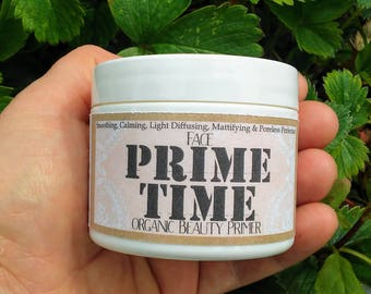 Prime Time Organic Face Primer