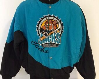 Vintage Cleveland Lumberjacks Jacket XL