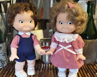 Campbell's Kids Dolls From The 80's/Vintage Dolls/collectable dolls