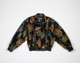 ESCADA - velvet jacket