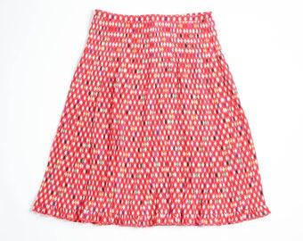 NINA RICCI - Plated skirt