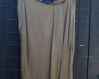 Vintage Gucci Olive Green Skirt [0203]