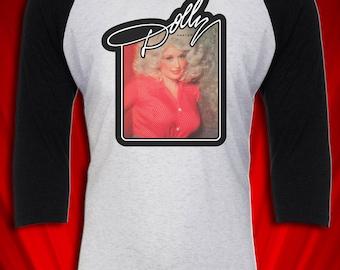 Dolly Parton Vintage 1970s Jersey Tee