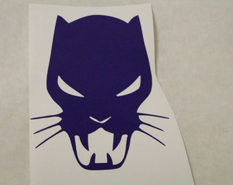 Black Panther The Avengers Marvel Decal Any Size Any Colors