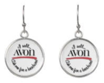 Avon Rep drop earrings - Your Design Choice