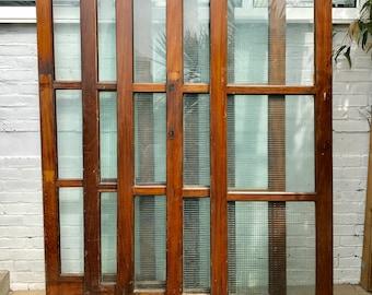 Vintage Industrial Reclaimed Interior Fire Door (5 available)