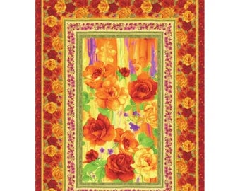 ON SALE!!! Quilt Kit Rosa from Timeless Treasures 20% OFF!