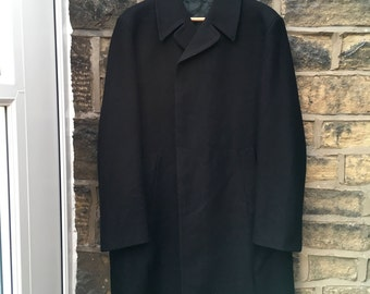 Arvotex pure new wool coat