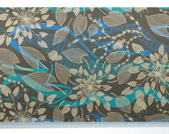 Fabric Art Panel - Waterlily & Yawkyawk Designs by Eva Nganjmirra