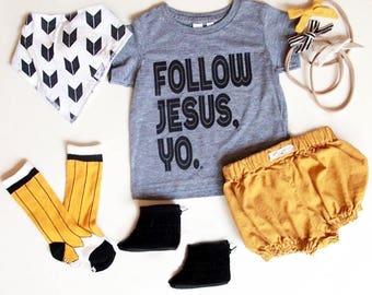 Follow Jesus Yo Tee- RTS