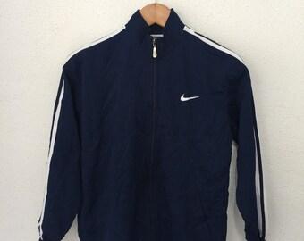 Vintage Nike Sportswear Track Top Trainers Jacket
