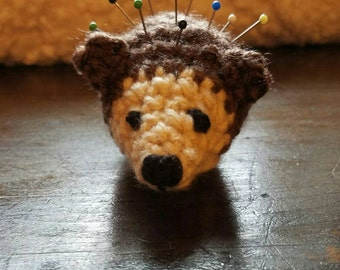 Baby Hedgehog Pincushion